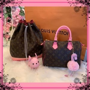🎀💯AUTHENTIC LOUIS VUITTON SPEEDY 25🎀